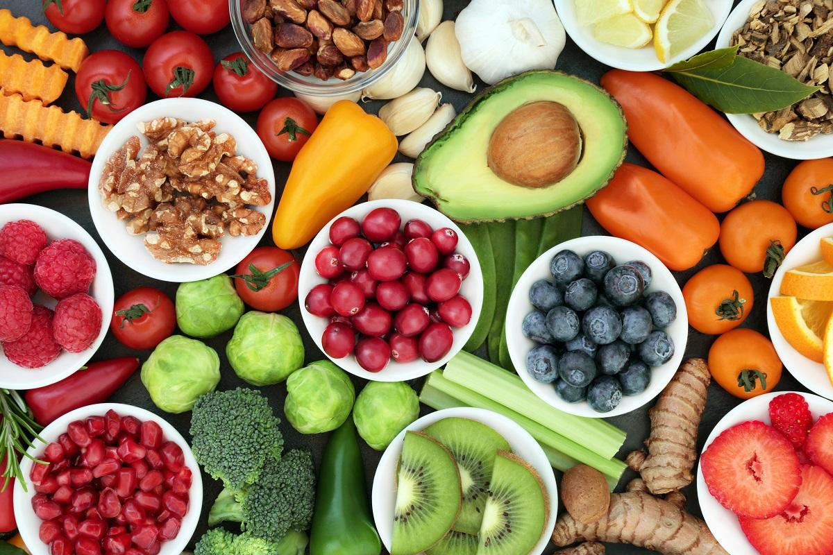 foods containing multivitamins